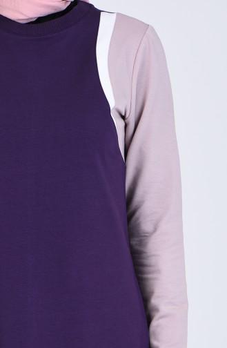 فستان أرجواني 9196-04