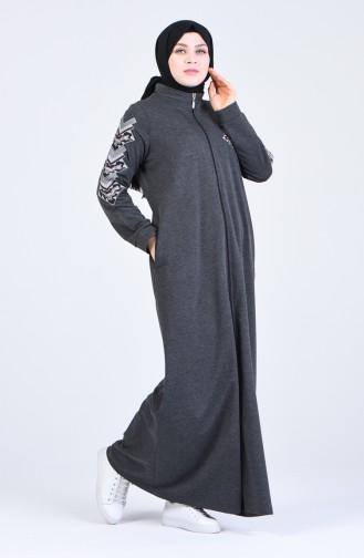 Abayas Antracite 10031-03