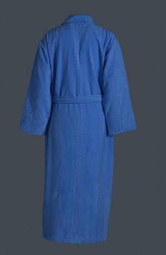 Blue Handdoek en Badjas set 2024-01