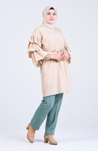 Pantalon Vert 0103-06