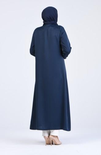 Oil Blue Topcoat 0411-01