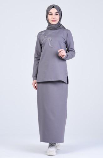 Light Black Suit 9235-03