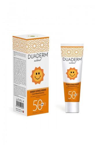 Duaderm Baby Sonnenschutz 50 Spf 8681065108089