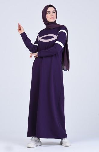 فستان أرجواني 9189-03