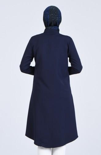 Tunique Bleu Marine 0301-08