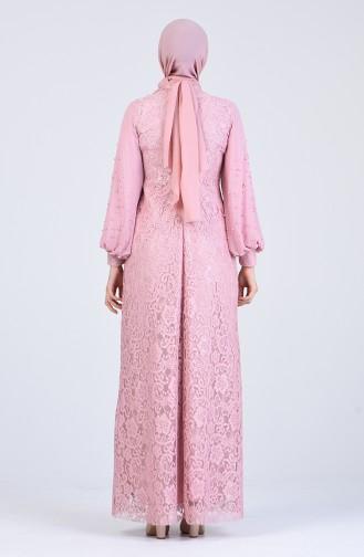 Habillé Hijab Poudre 5009-01