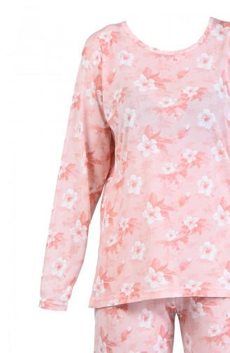Pyjama Saumon 6000-01