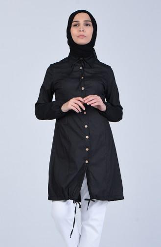 Tunique Noir 1017D-01
