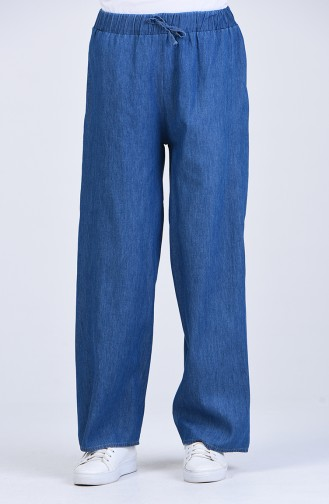 بنطال أزرق جينز 5313-02