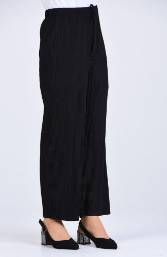 Bol Paça Sandy Pantolon 8052-01 Siyah