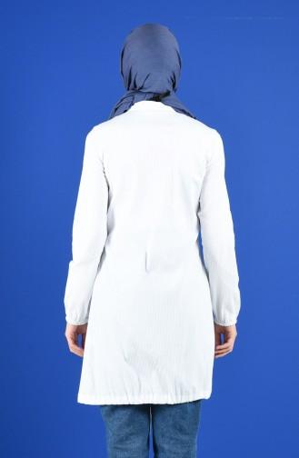 Tunique Ecru 1017C-01