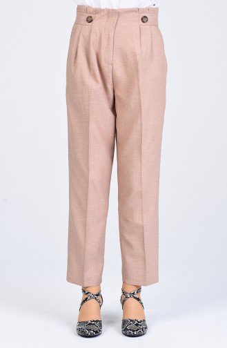 Pantalon Beige 1122-03