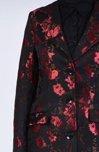 Claret red Jacket 10875-01