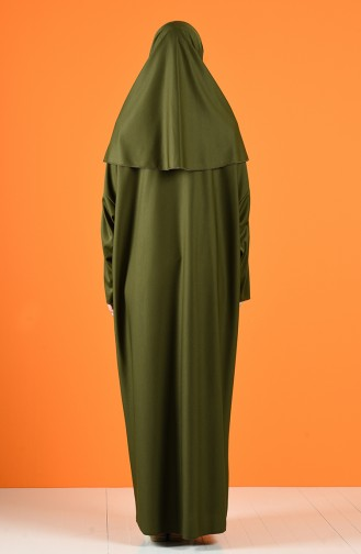 Prayer Dress 4537-02 Khaki 4537-02