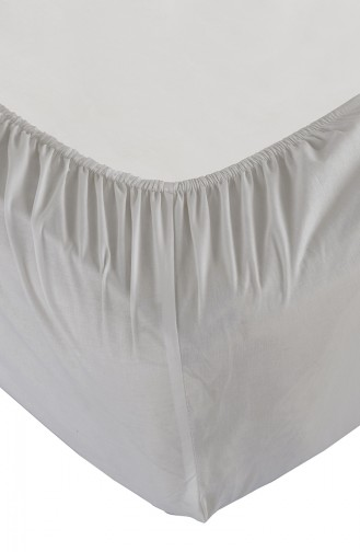 Light Gray Bed Linen 89