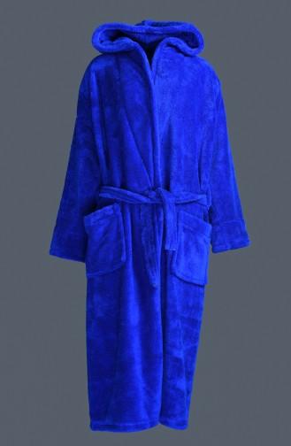 Ensemble de Serviette et Peignoir Blue roi 2069-01