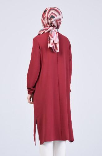 Beige-Rose Tunikas 8358-12