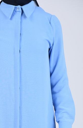 Ice Blue Tuniek 5704-01