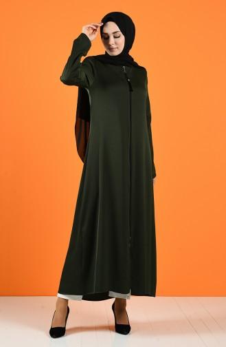 Abayas Khaki 10150-05