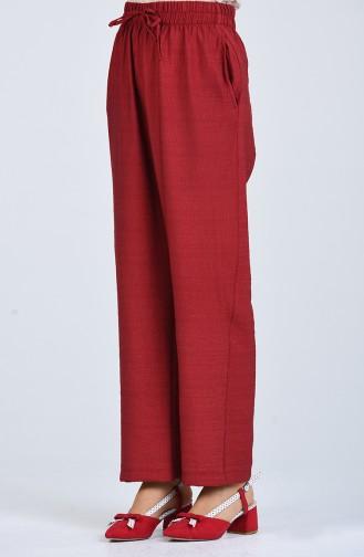 Pantalon Bordeaux 0151-03
