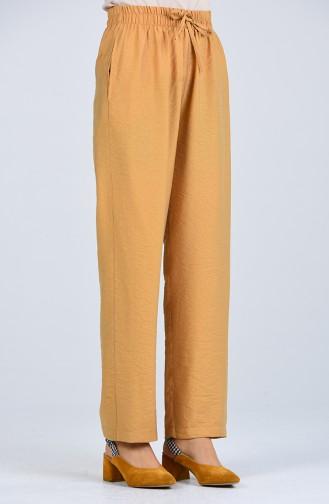 Pantalon Moutarde 0151-10