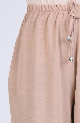 Pantalon Beige 0915-05