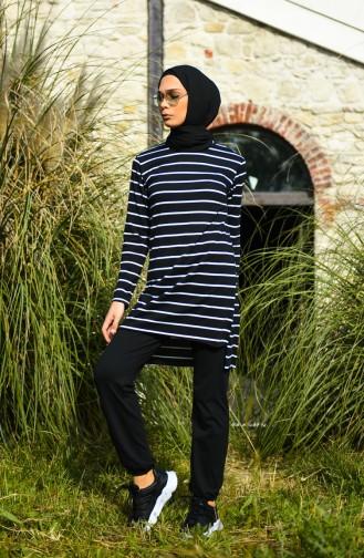 Black Sweatsuit 1031-02