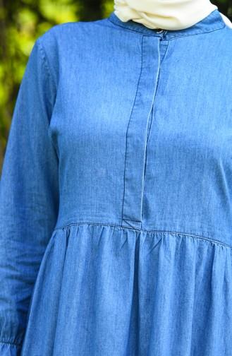 Jeans Blue Dress 5002-01