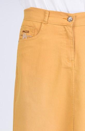 Mustard Rok 0301-04