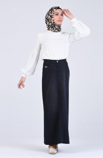 Black Skirt 0301-05