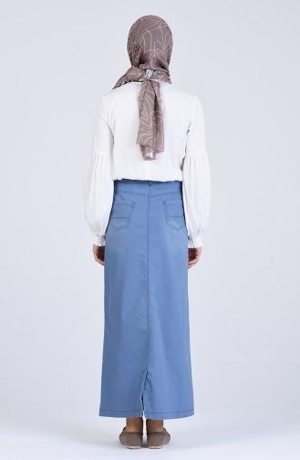 Jeans Blue Rok 0475-05