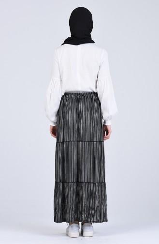 Jupe Noir 2062-01