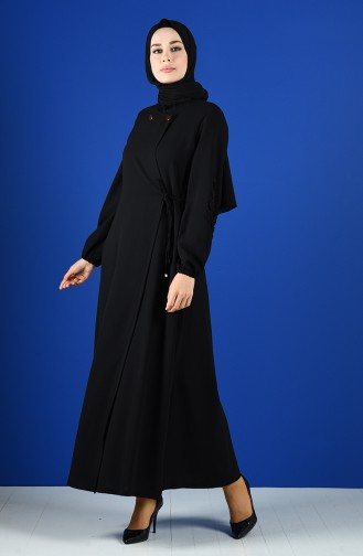 Abayas Noir 19007-03