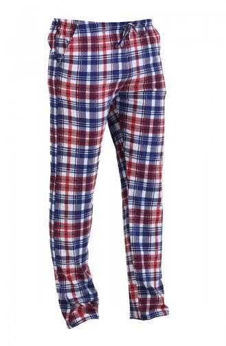 Rot Pyjama 805030-A