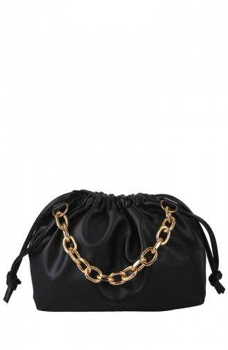 Black Shoulder Bag 397-001