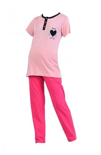 Powder Pyjama 9050-01