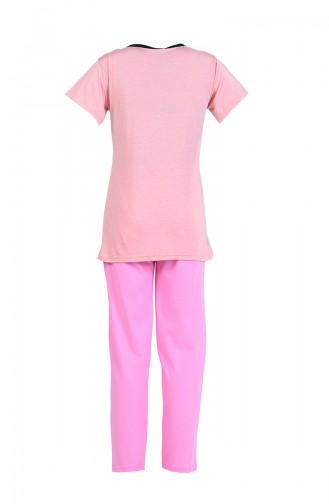 Pink Pyjama 9050-02