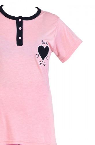 Pyjama Rose 9050-02