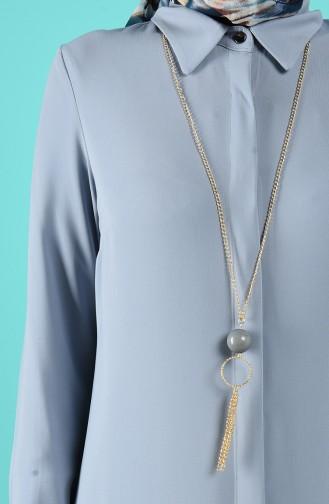 Tunique Bleu 17074-03