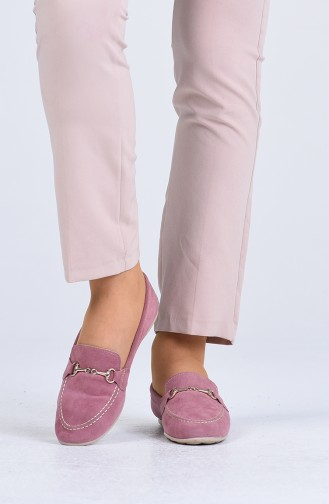 Powder Woman Flat Shoe 0403-01