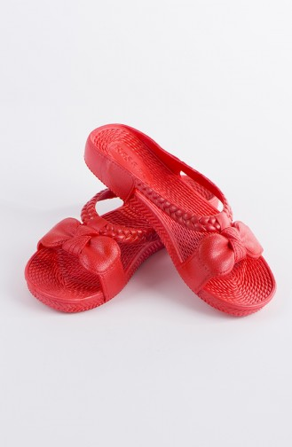 Coral Summer slippers 01-05