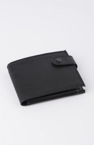 Portefeuilles Noir 02-01