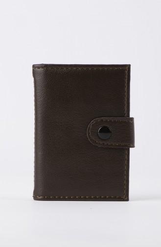 Brown Wallet 03-02