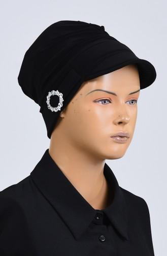 Schwarz Bonnet 7018-03