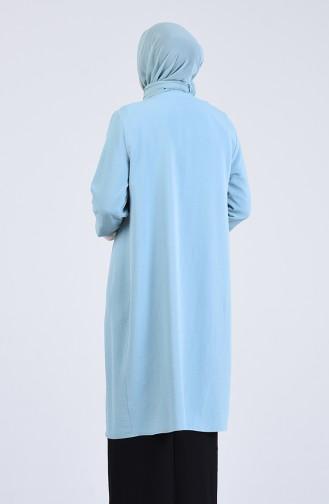 Minzenblau Anzüge 2075-05