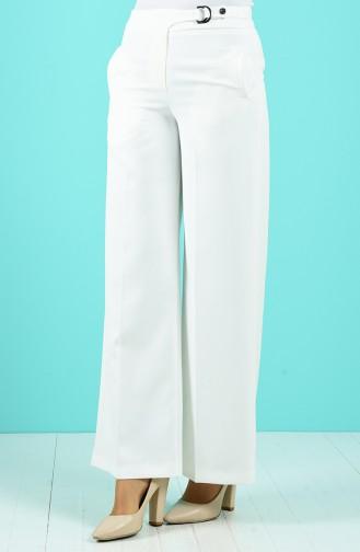 Pantalon Ecru 3144-05