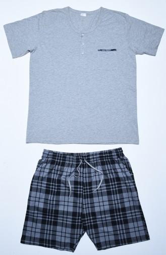 Pyjama Gris 912037-A