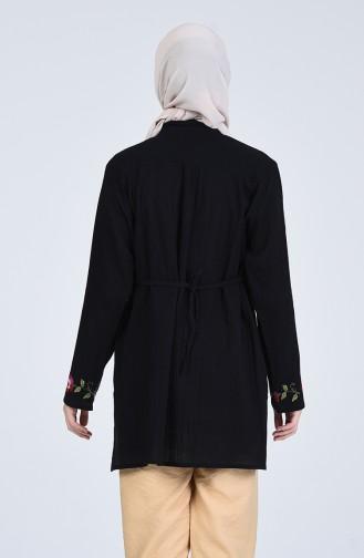 Blouse Noir 0016-02