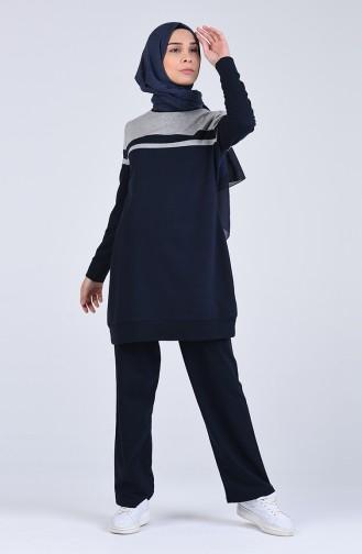 Survêtement Bleu Marine 2800-01