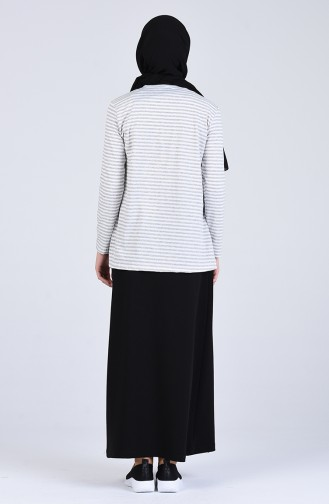 Black Skirt 0151-01